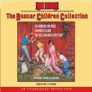 The Boxcar Children Collection on audiobooks