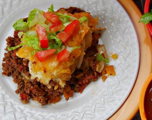 Slow Cooker Tamale Casserole Recipe