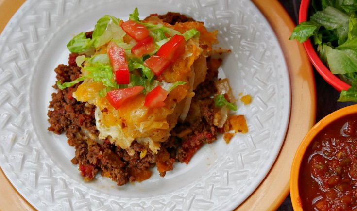 Slow Cooker Tamale Casserole Recipe