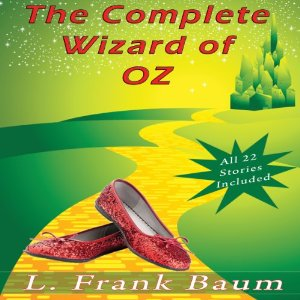 The Complete Wizard of Oz on audiobook