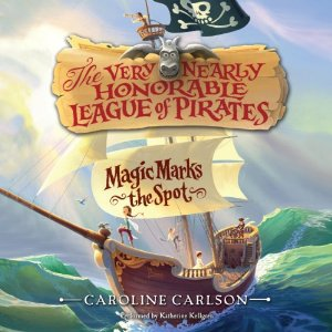 The Very Nearly Honorable League of Pirates audibook