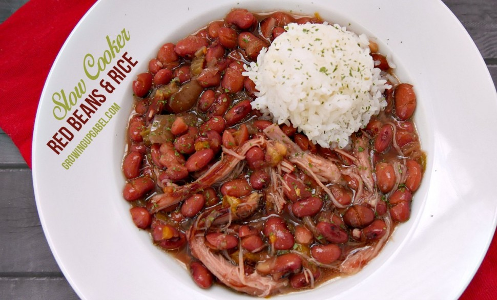 Red beans and rice recipes easy