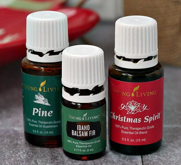 Christmas Scented Essential Oils