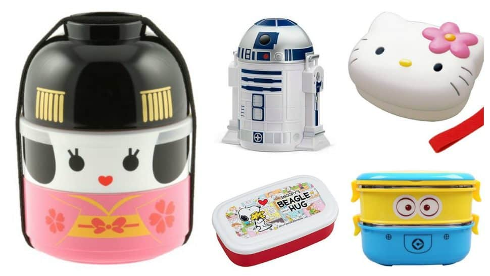 10 Cute Bento Boxes for Kids