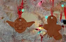 Easy Clay Christmas Ornaments