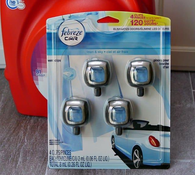 Febreze for cars
