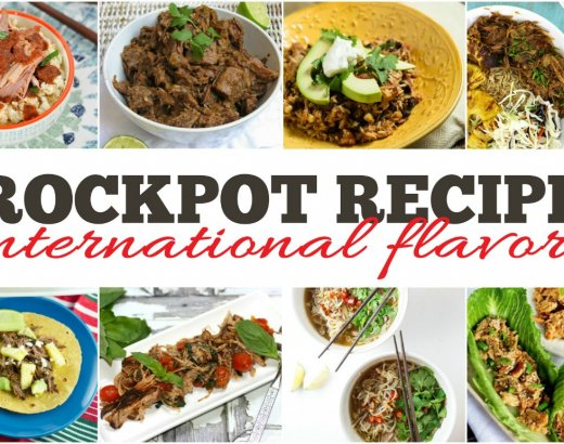20 International Slow Cooker Recipes