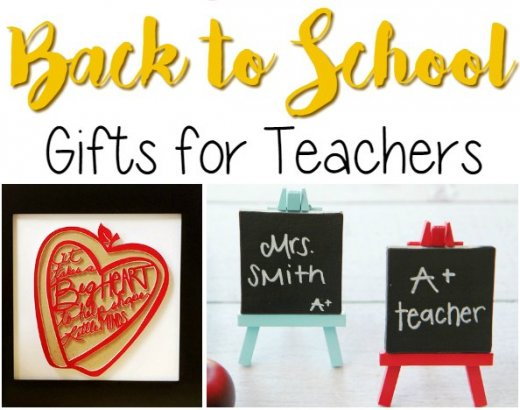 20 Back to School Teacher Gift Ideas