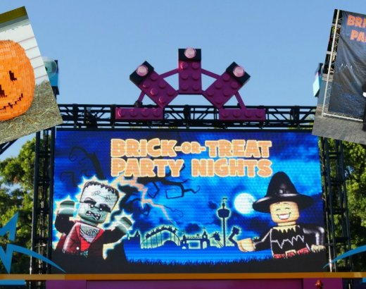 Tips for Enjoying Legoland Brick Or Treat Party Nights