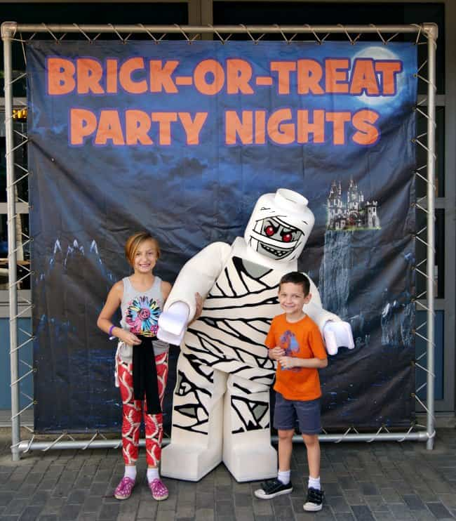 Brick or Treat Party Nights