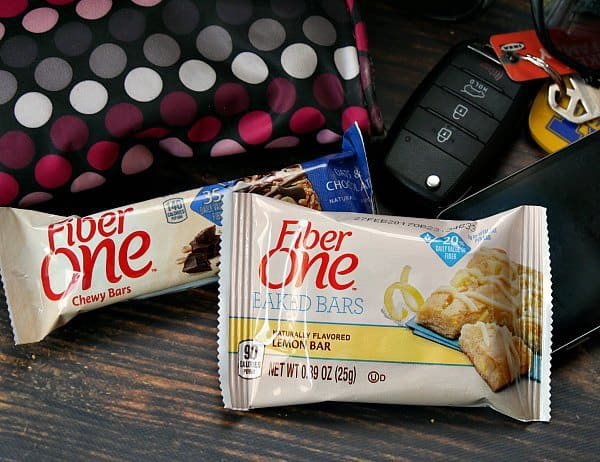FIber One CHewy bars