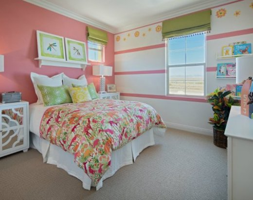 5 Easy Ways to Spruce Up Kids Bedrooms