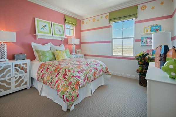 Kids Painted Room
