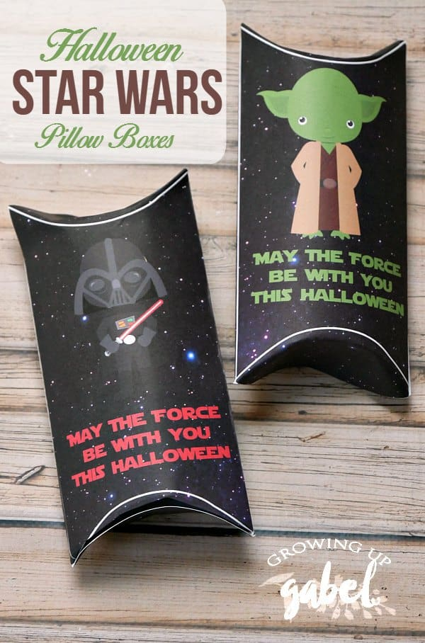 Star Wars Halloween Printable Pillow Bo Halloween Pillow Box Ideas on halloween invitations, halloween candy box, halloween treat cups, halloween soap box, halloween cricut, halloween wreath,