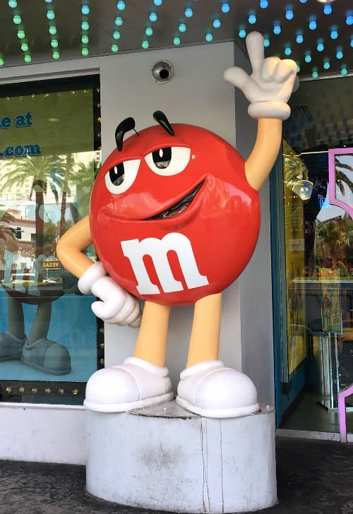 Red M&Ms