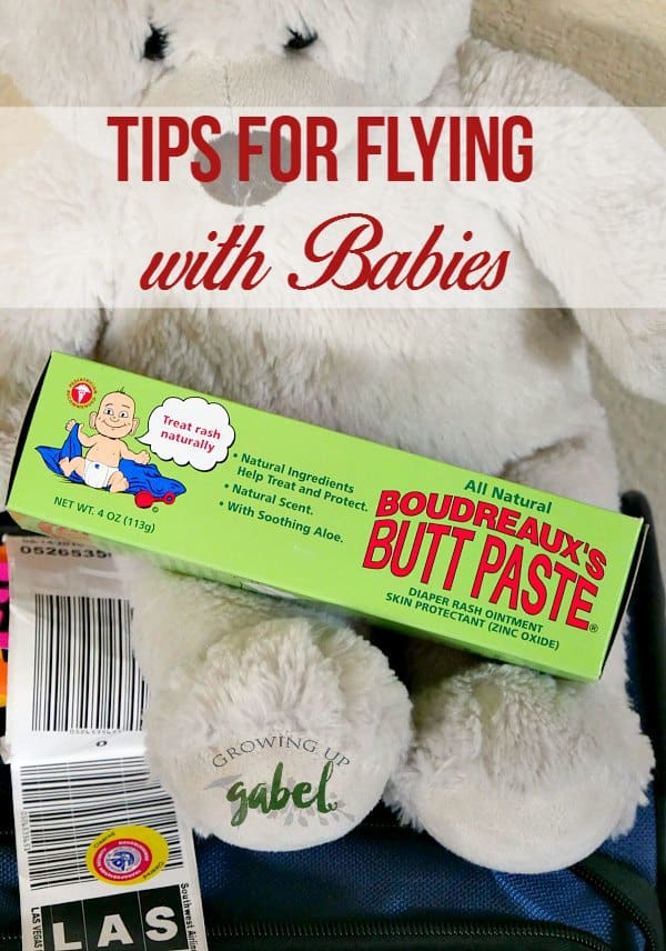Flying with babies doesn't have to be a nightmare! Check out these tips for air travel with babies, toddlers and kids. Make your next plane ride easier and more enjoyable for everyone.