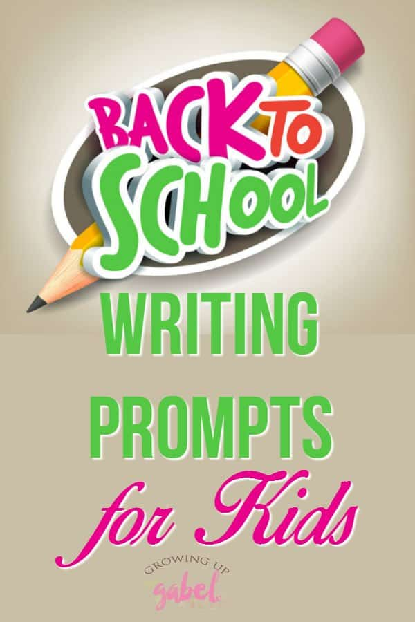 Get the kids ready for a new school year with these fun back to school writing prompts for kids! Grab some colorful pens and pencils, and let the kids tell you how THEY would run the school if they were in charge! Free and perfect for any grades or ages.