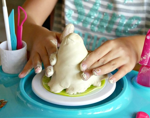 How to do Pottery for Kids at Home