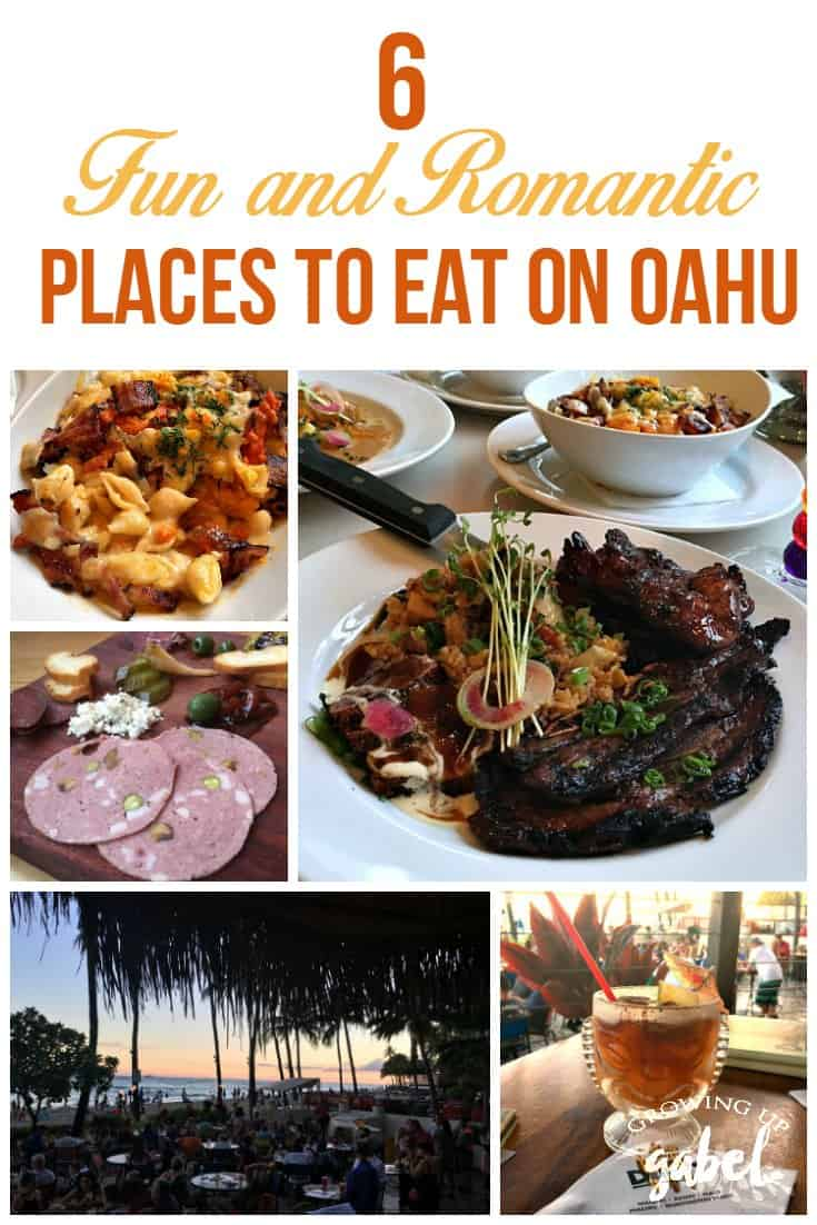Find the best food and places to eat on Oahu! From gourmet restaurants to the grocery store, enjoy the best foods the islands have to offer with these 6 ideas!