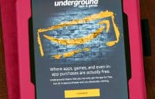 Underground Apps from Amazon