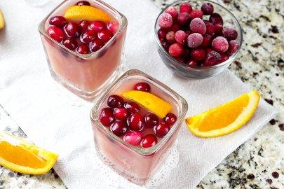 Orange Cranberry Margarita Cocktail Recipe