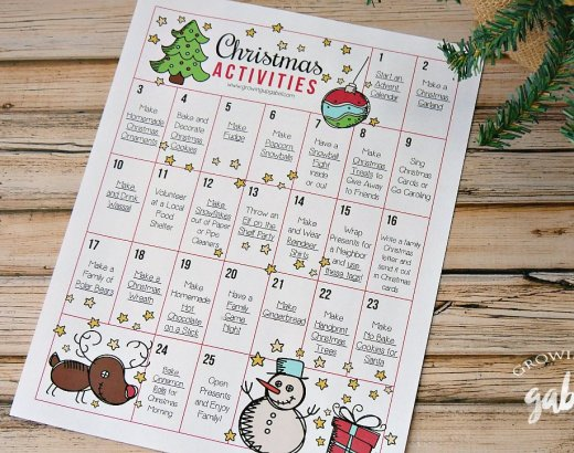 25 Memory-Making Christmas Activities for Kids