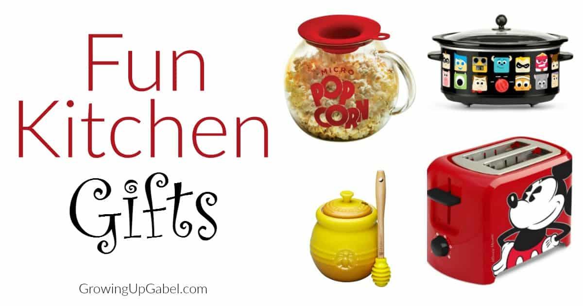 fun kitchen gifts to make cooking fun