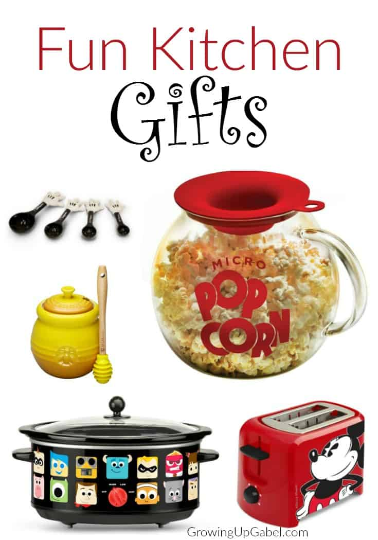 Fun kitchen gifts to make cooking fun Funny kitchen gadgets gifts