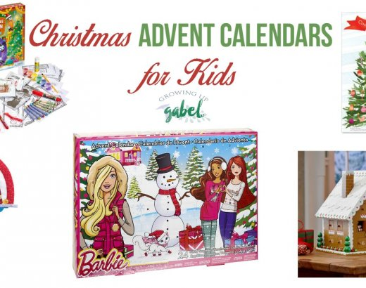 Fun and Unique Christmas Advent Calendars for Kids