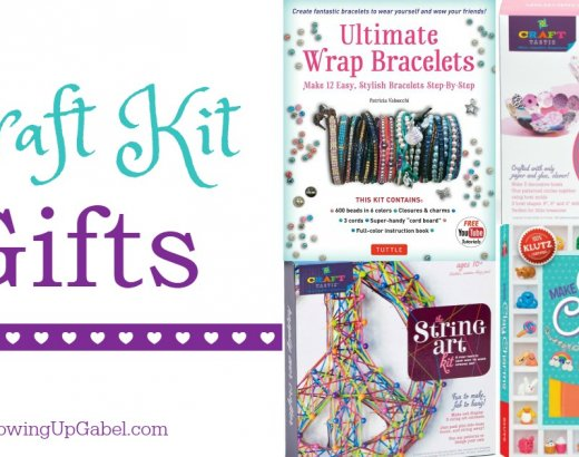 Cool Craft Kits for Kids