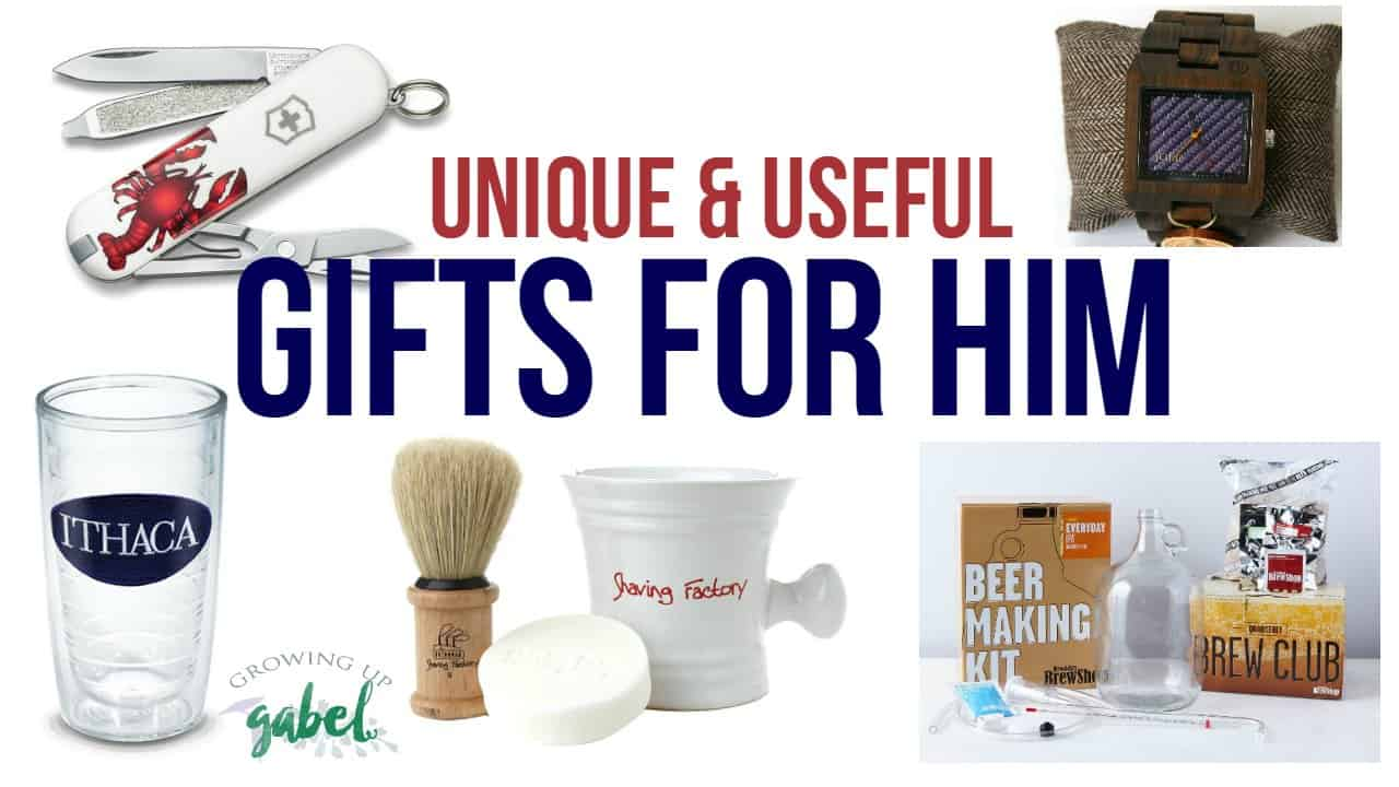The Best Gifts For Him
