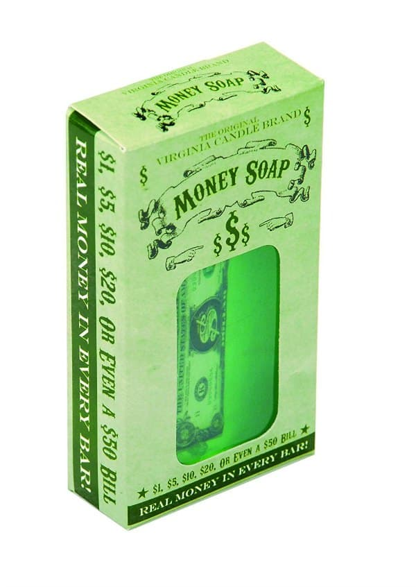 money-soap