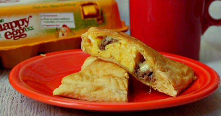 Breakfast Empanadas