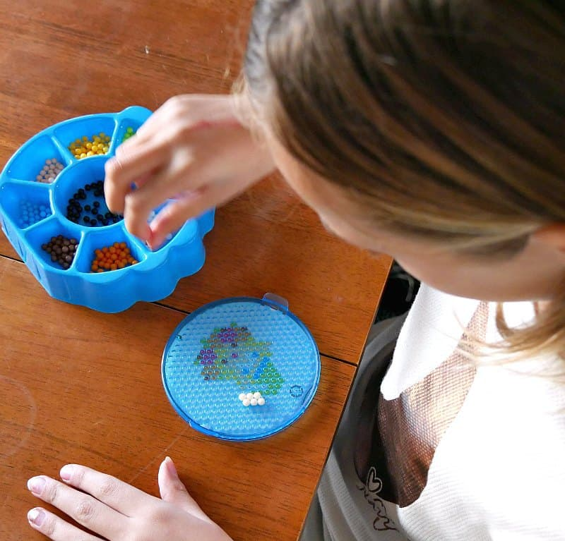 Stop boredom with beados an easy craft for kids for Indoor crafts for kids