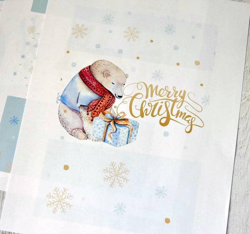 polar-bear-printable-popcorn-wrapper