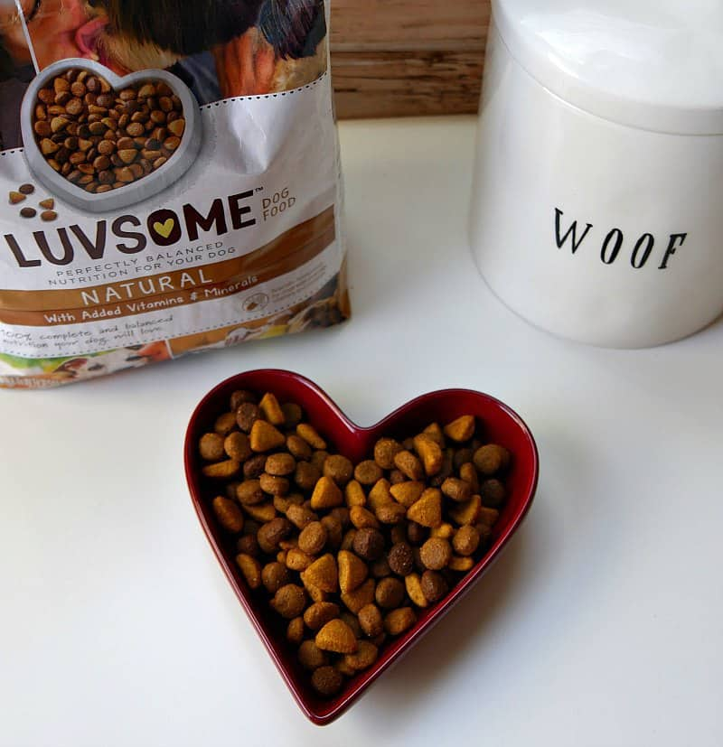 Luvsome Dog Food Review