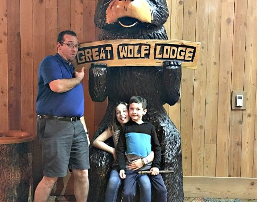 5 Reasons You'll Love a Great Wolf Lodge Family Vacation