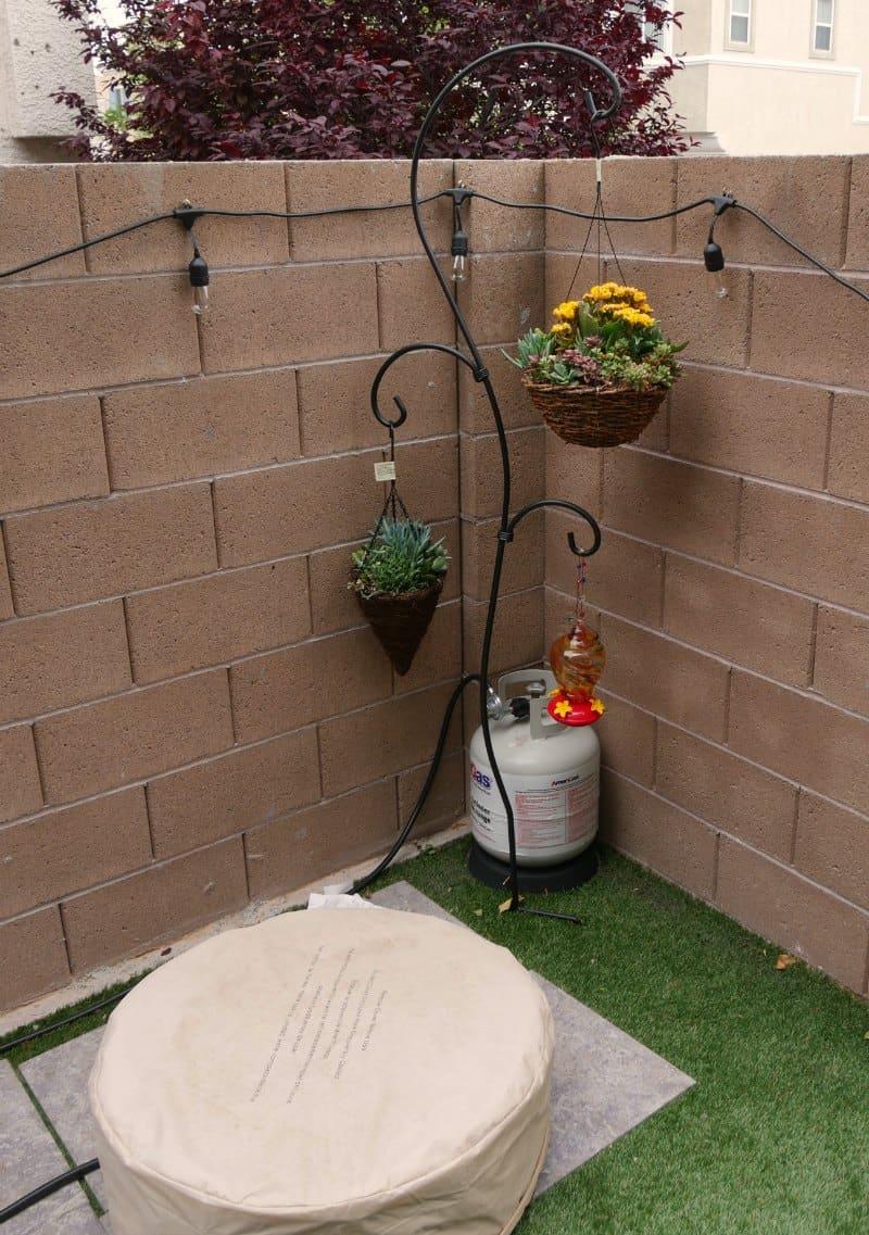 3 small backyard ideas to create an outdoor oasis