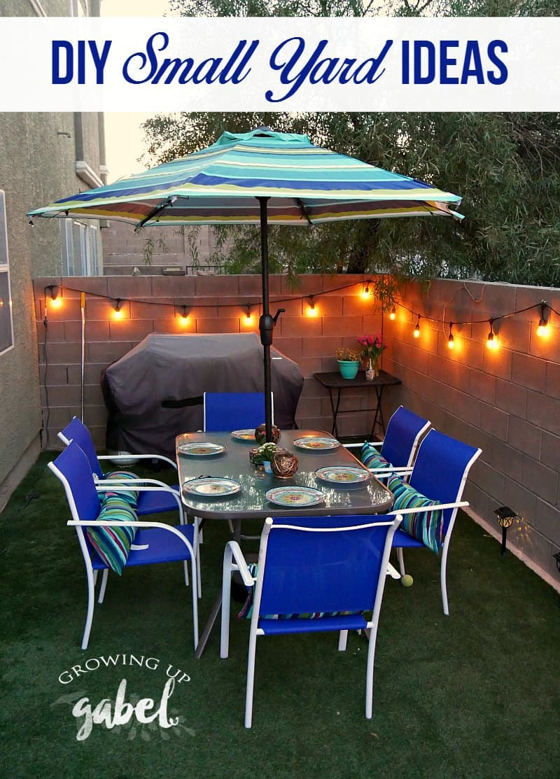 3 Small Backyard Ideas to Create an Outdoor Oasis on Simple Small Backyard Ideas id=41701