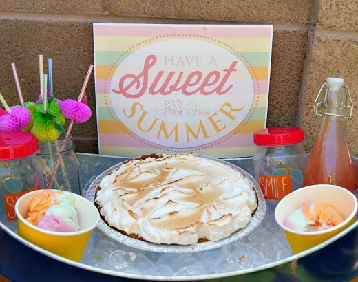 Have A Sweet Summer Last Day of School Party