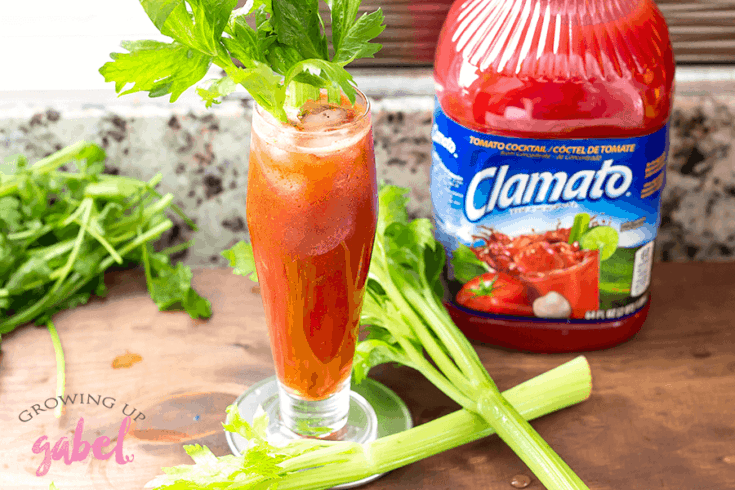 Picante Old Bay Michelada