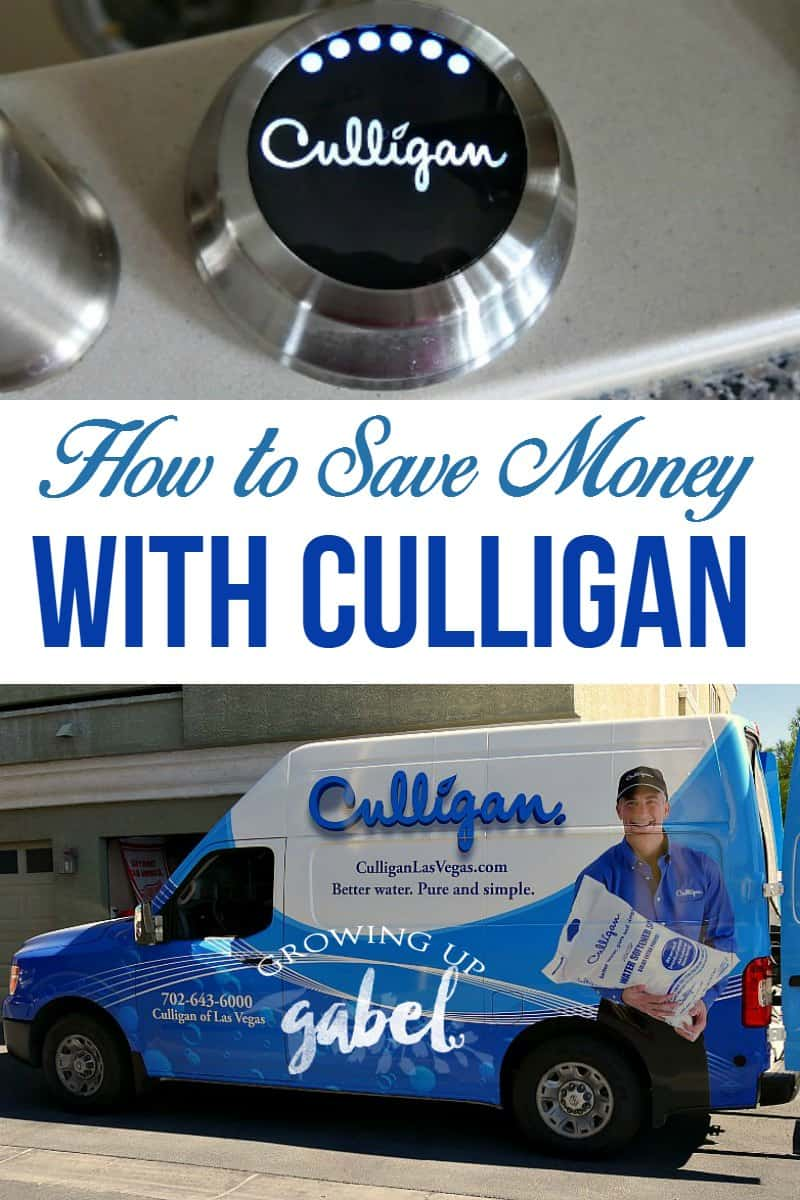 How To Save Money With Culligan Home Water Solutions