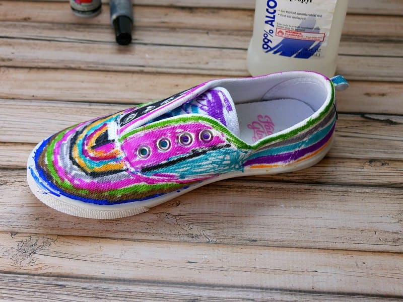 cool designs to draw with sharpie on shoes style guru