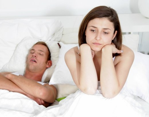 How to Get Your Husband to Stop Snoring