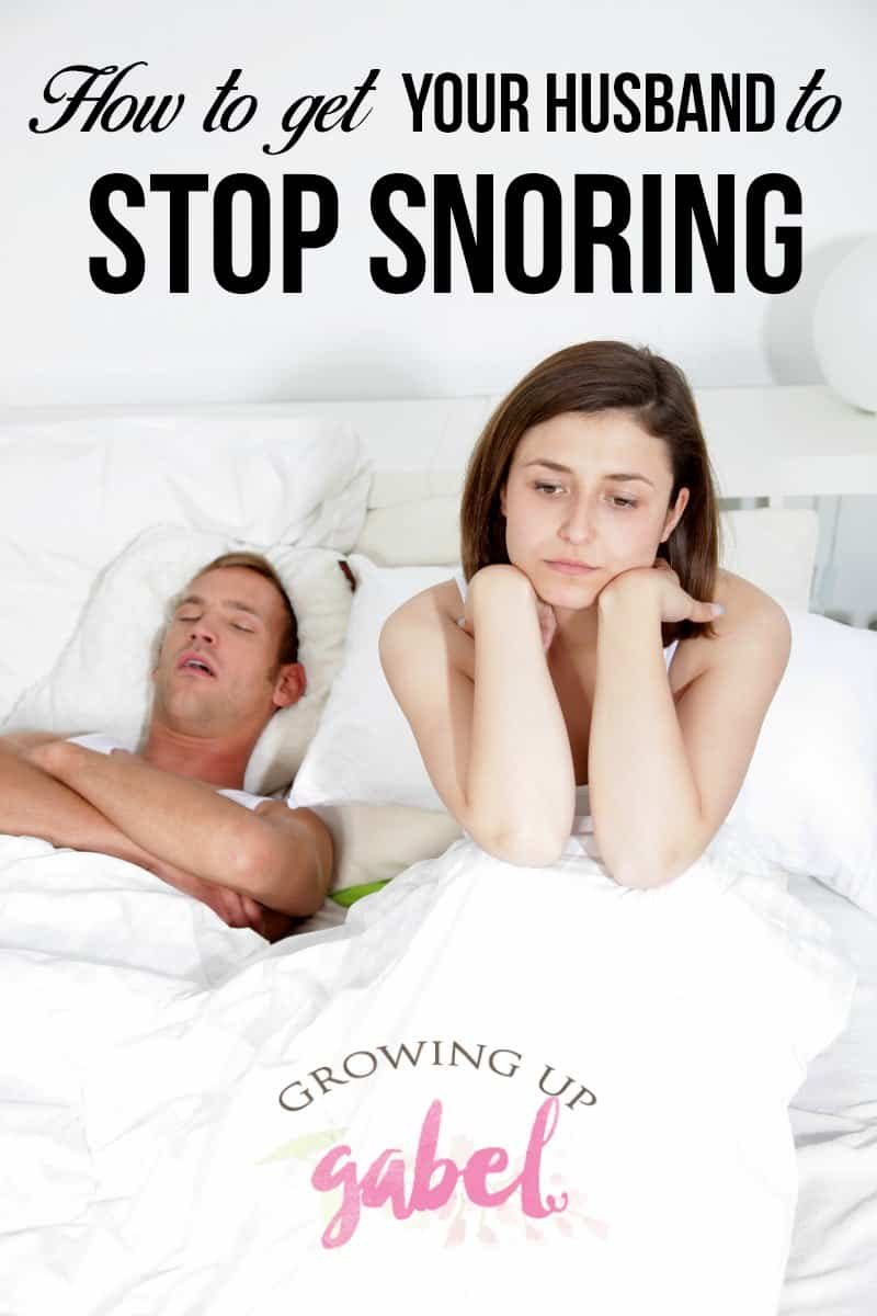 Find out how to make someone stop snoring naturally with a simple solution using a snoring product! Works better than essential oils and other home remedies. CLICK NOW to see what it is! #marriage #sleep AD