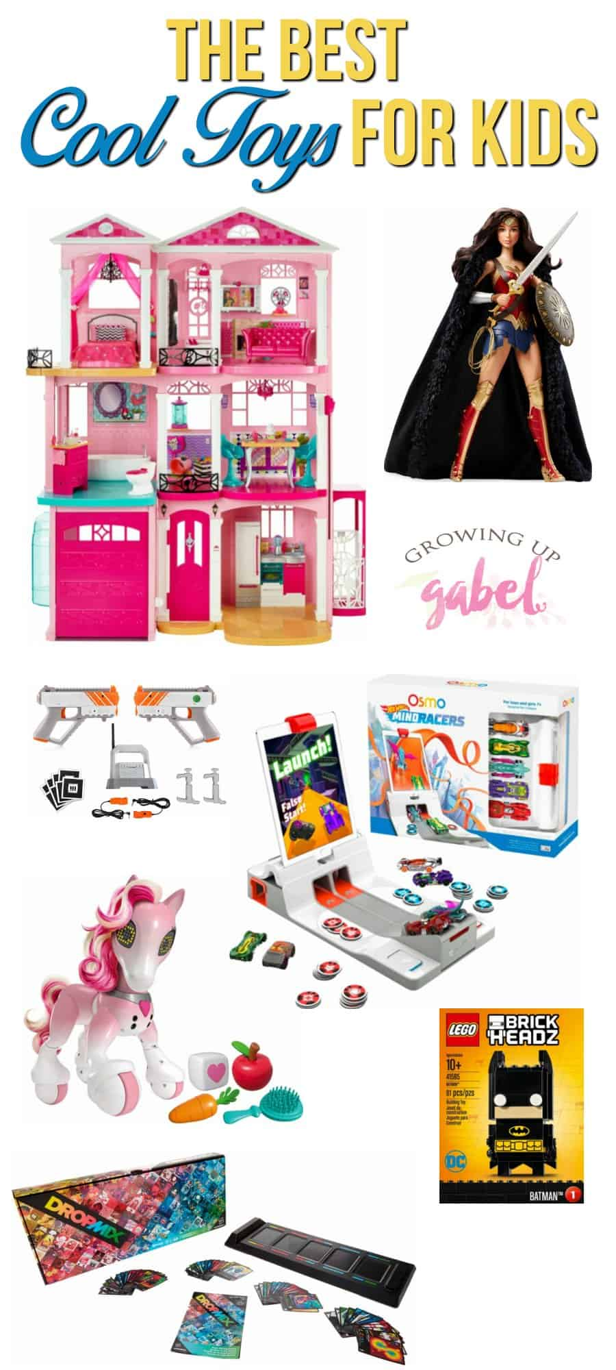 Click now to check out THE BEST cool toys found at Best Buy! From stuffed animals to the neatest tech toys, find them all! #ad