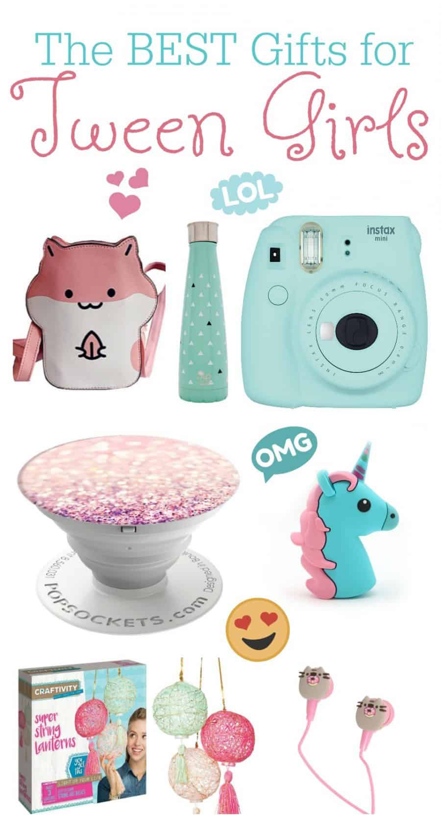 The best gift ideas for tween girls for Best website for gifts