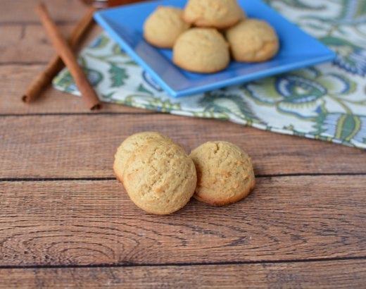 Honey Cinnamon Cookies Recipe