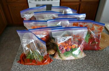 7 Meal Planning Ideas for Busy Weeknights