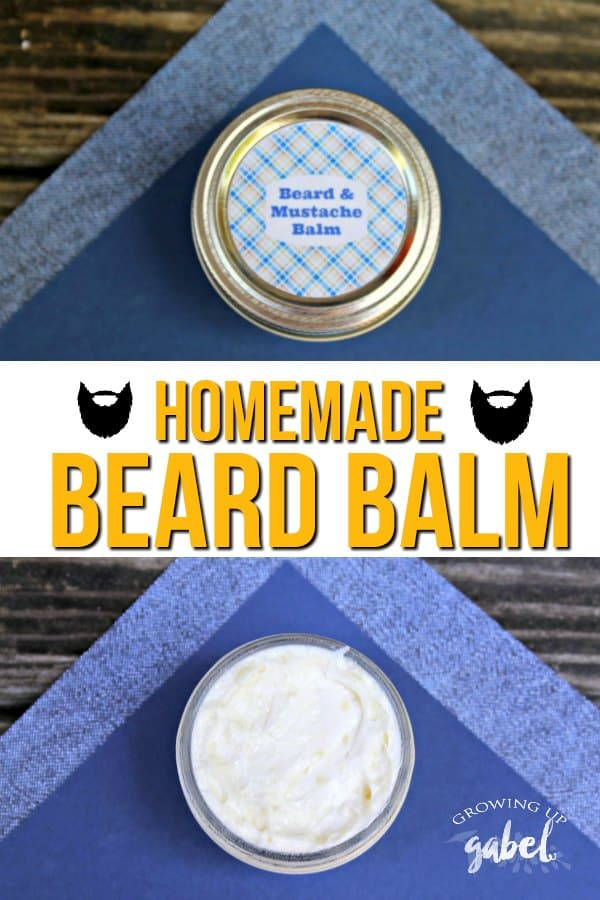 Homeade Beard Balm